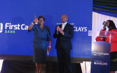 Barclays Bank renamed First Capital Bank Limited